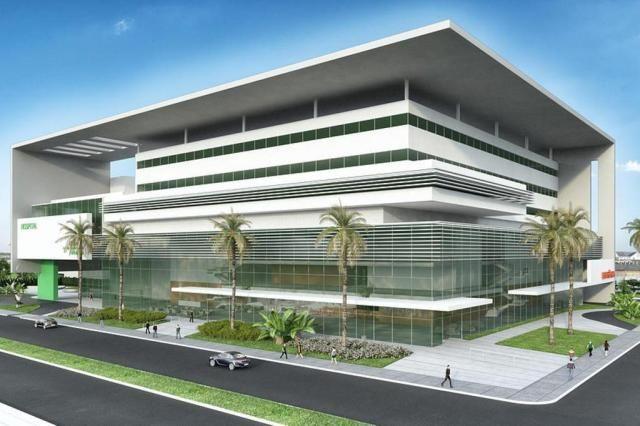Unimed vai construir hospital no bairro Humaitá Priface Studio/Divulgação