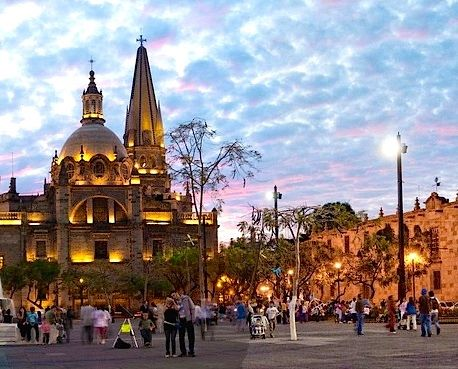 Centro Histórico de Guadalajara, Jalisco, México