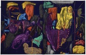 purple-rain Julian Dashper