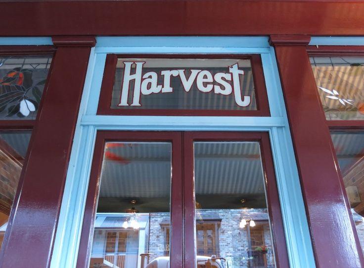 Harvest Vegetarian Restaurant, Rozelle, Sydney