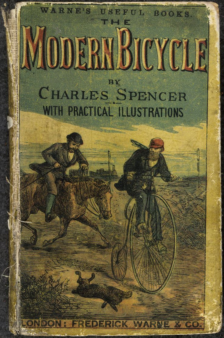 File:Cover - The Modern Bicycle (1877), cover - BL.jpg