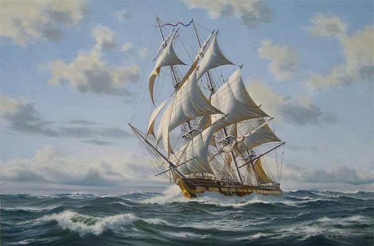 sailing ships model ships paintings of quotold ironsides