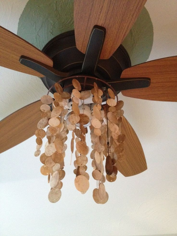 Pin by louisa bumb on light pinterest - Girl ceiling fans with chandelier ...