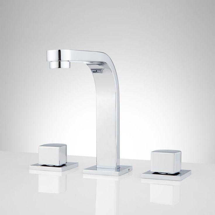 Best 25 Widespread Bathroom Faucet Ideas On Pinterest Bathroom Faucets Waterfall Faucet And