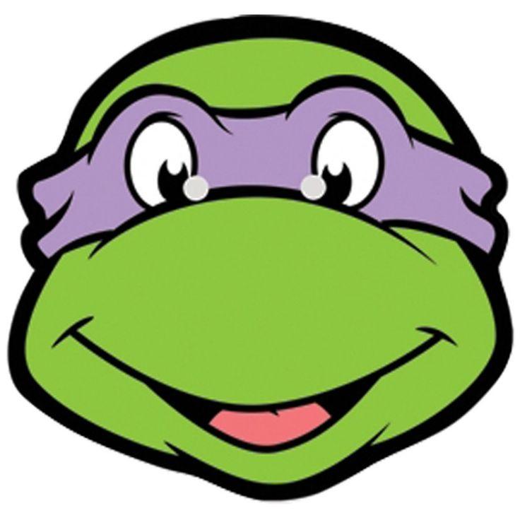 Teenage Mutant Ninja Turtles Donatello Party Masks - Ninja Turtles - Party Themes A-Z - Kids' Party