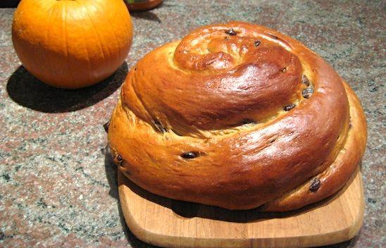 Pane con la zucca - La ricetta di Buonissimo