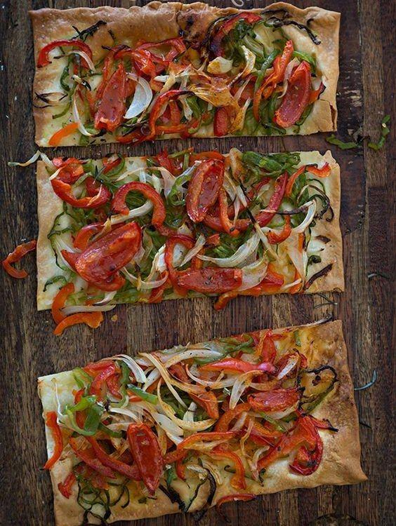 ¿Habías pensado que ser vegana significaba comer solamente verdura? Hoy te demostramos que no con nuestras recetas más originales...