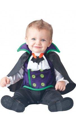 disfraz de vampiro draculn para beb