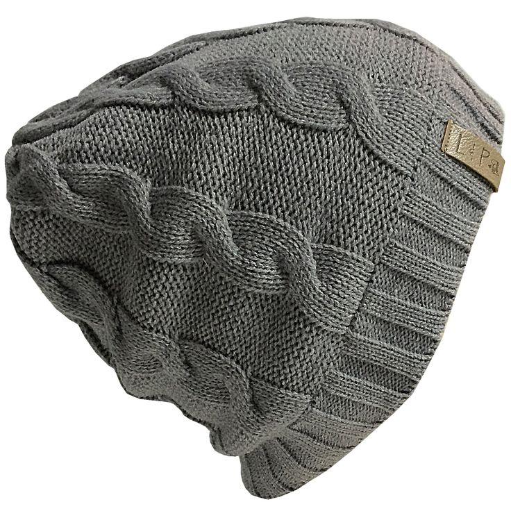 Combo tuque et foulard anneau (infinity) en tricot tressé pour bébé/en – Léo & Pirouette // Stylé - Urbain - Branché