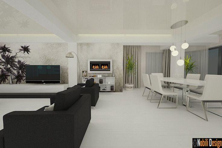 Design interior casa moderna Constanta