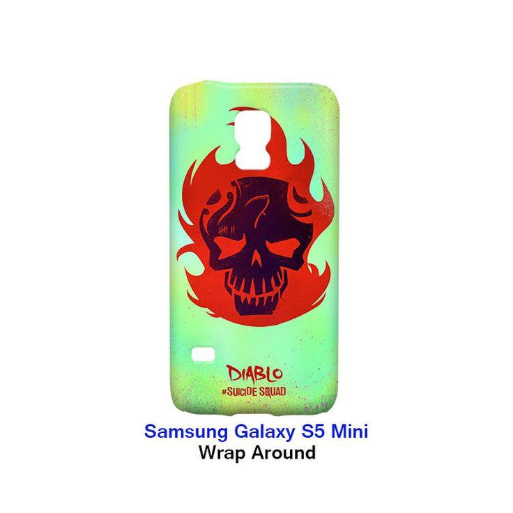Diablo Suicide Squad Samsung Galaxy S5 Mini Case