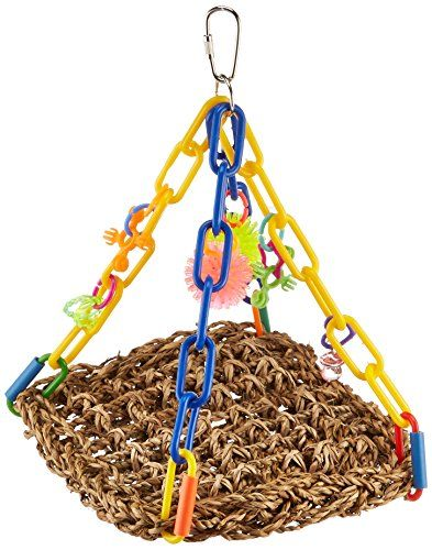 Tremendous Fowl Creations Mini Flying Trapeze Toy for Birds