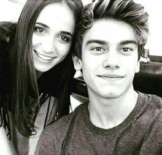 La pareja mi preferida Nina y Gastón