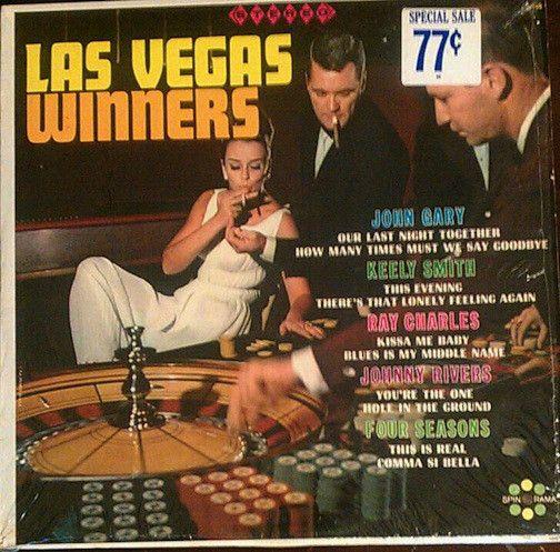 Various - Stars Of Las Vegas (Vinyl, LP) at Discogs