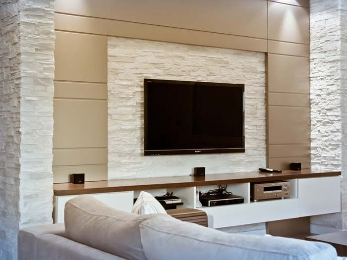 25+ best tv wand verblendsteine ideas on pinterest | beiges sofa