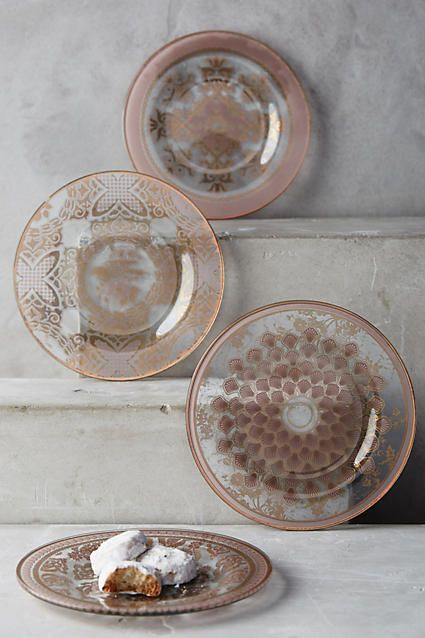 1000 ideas about plate sets on pinterest plates dinner for Calligrapher canape plate anthropologie
