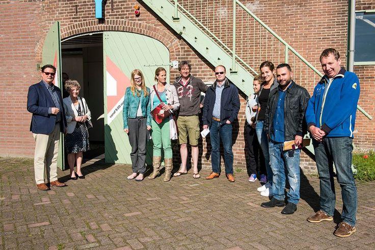 Kopers zelfbouwdag 6 juni 2015 - Foto Ronald van den Heerik