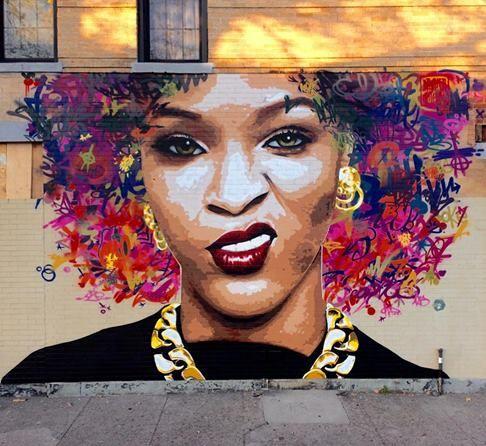 Damien Mitchell in Brooklyn, NYC, 2016