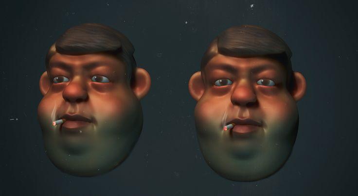 character modeling zbrush
