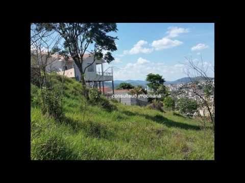 Terreno a venda com linda vista de São Lourenço, Minas Gerais