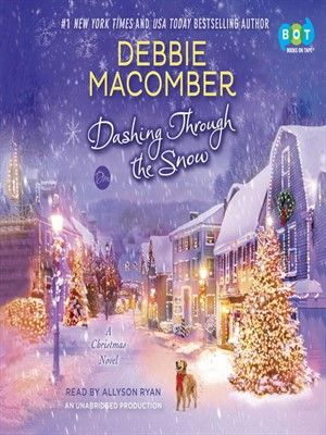 Cover image for Dashing Through the Snow.
