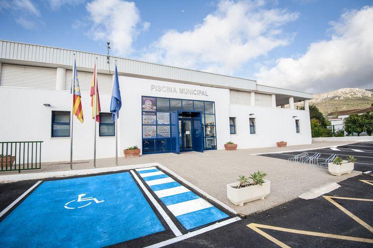 16 best instalaciones deportivas sports facilities On piscina municipal calpe