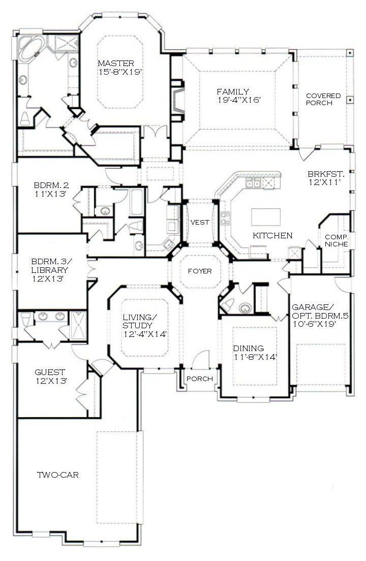 226 best images about if ever i build a home on for Best floor plan ever