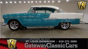 '55 Chevy Gateway Classic Cars - classic cars for sale, muscle cars for sale, street rods, hot rods, mopars, antique cars, vintage cars