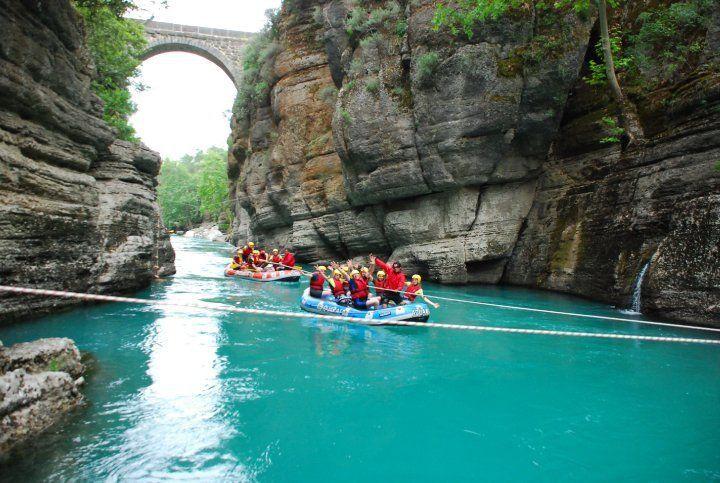 Köprülü Kanyon