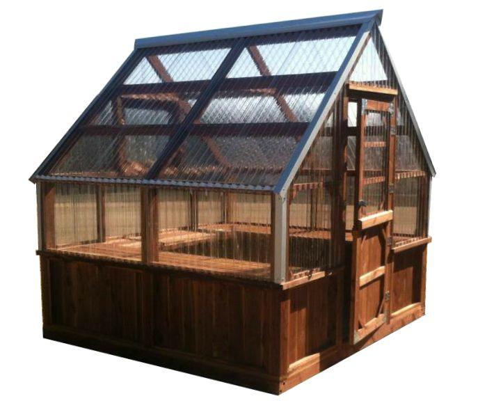 8x8 Greenhouse