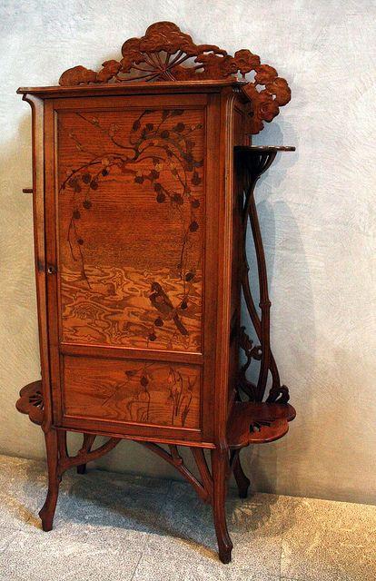 art nouveau furniture art nouveau ii pinterest