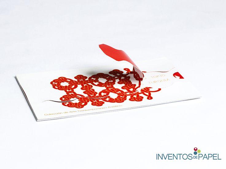 Invitación apertura Empresarial