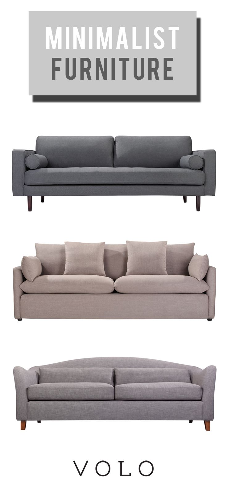 Modern Minimalist Furniture | Up to 70% Off Retail at capsulehome.com