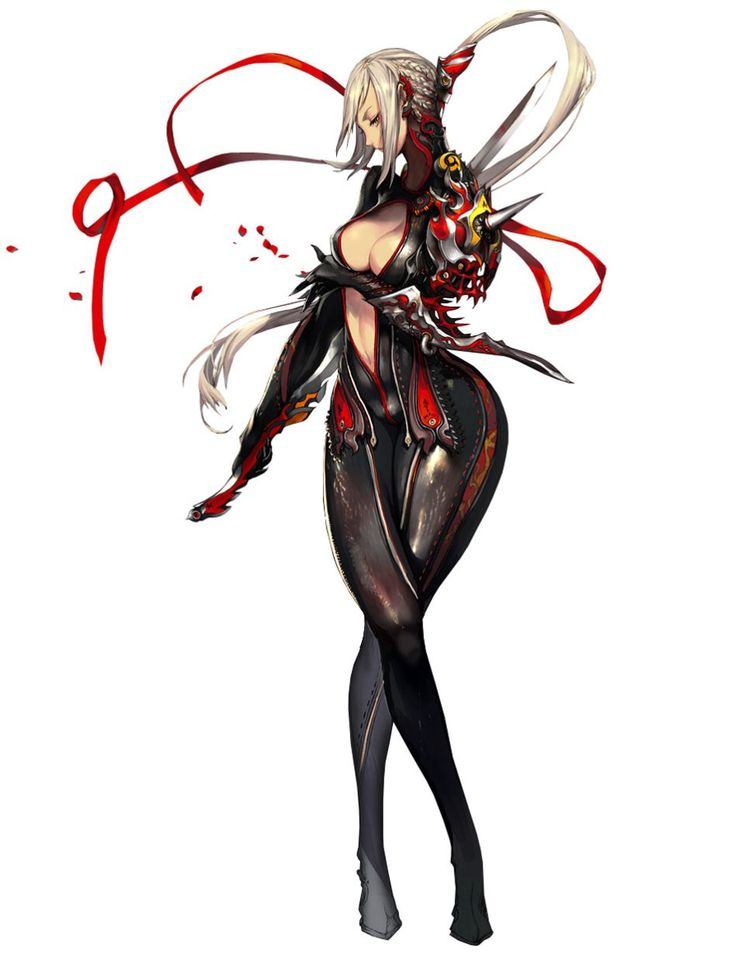 Blade & Soul | Anime Art | Page 2