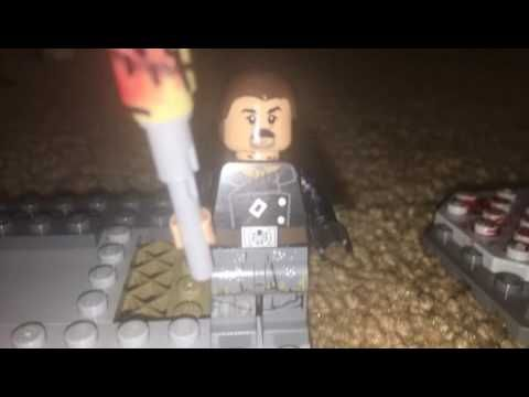 Lego Glenn's death - YouTube