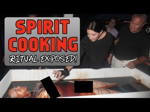 conspiracy theories clinton admits to satan worship at bohemian grove .
