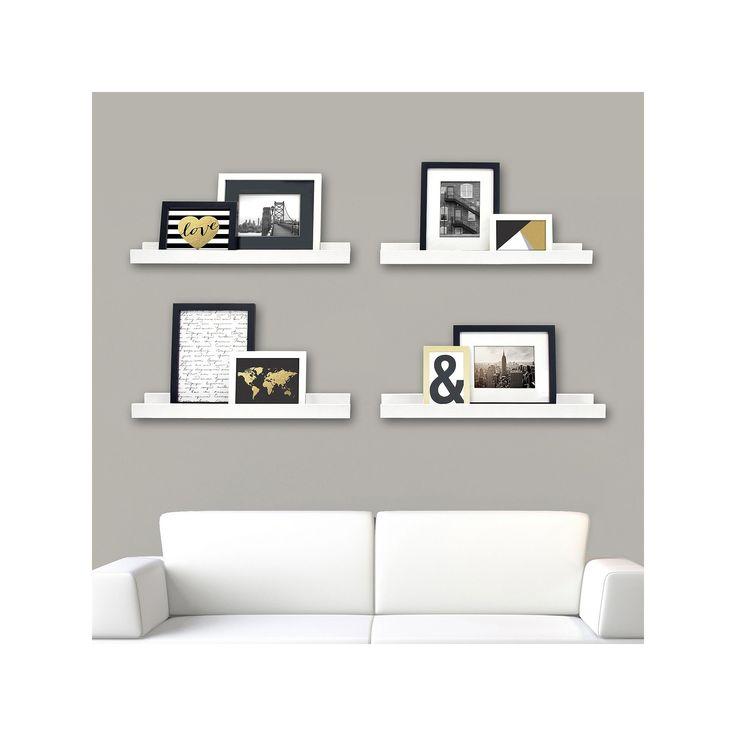 best 10 ledge shelf ideas on pinterest photo ledge. Black Bedroom Furniture Sets. Home Design Ideas