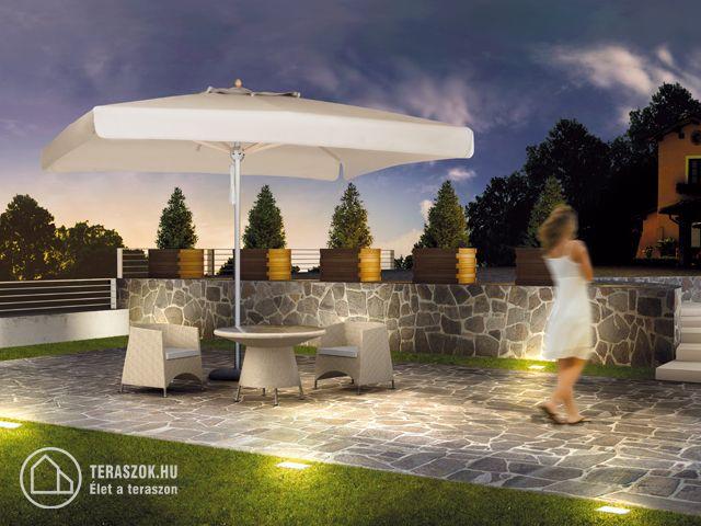 Scolaro MILANO középoszlopos napernyő
