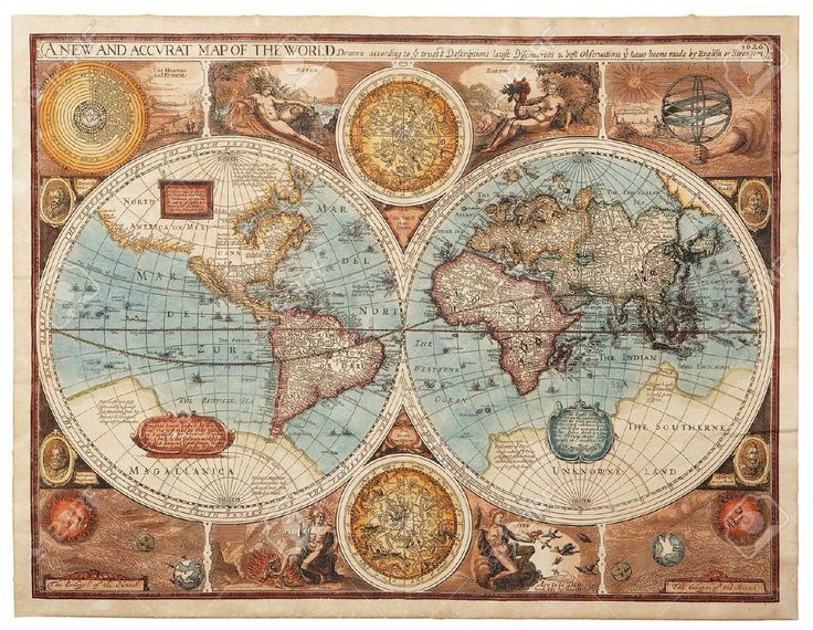 15 best old world maps images on pinterest antique maps old maps 17237806 ancienne carte 1626 une nouvelle carte et old world mapsold gumiabroncs Images