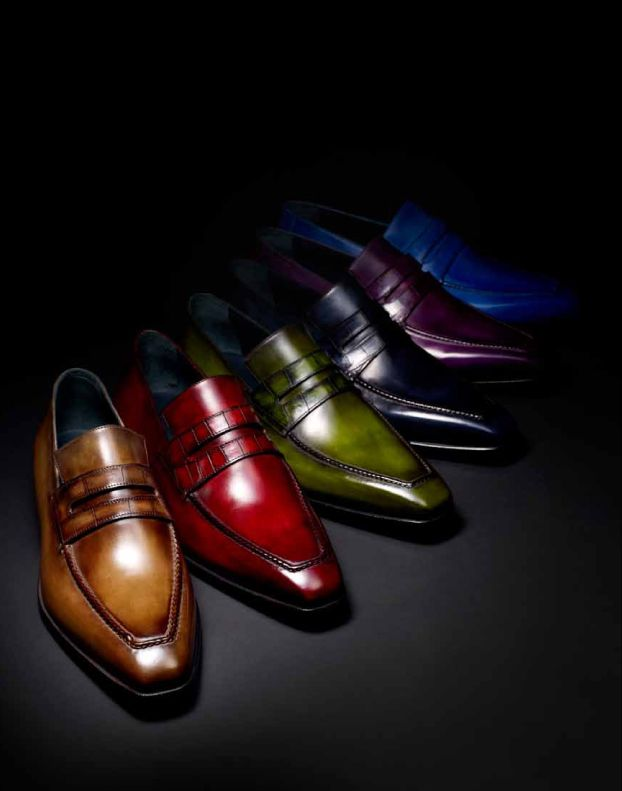 Berluti Andy Warhol Collection