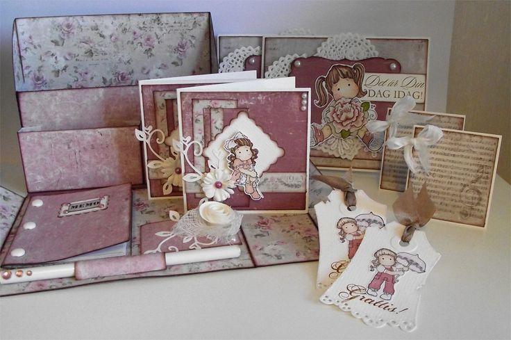 Hobbydraken blogg: Stationery box