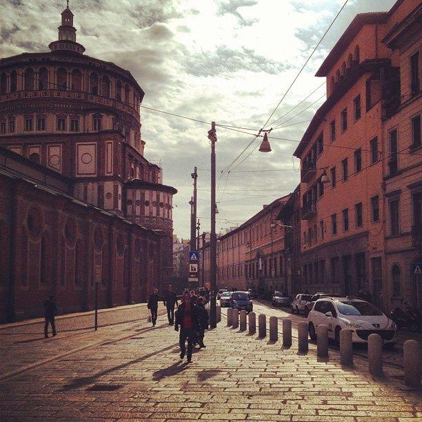 Santa Maria delle Grazie, Milan #RossettiWorld