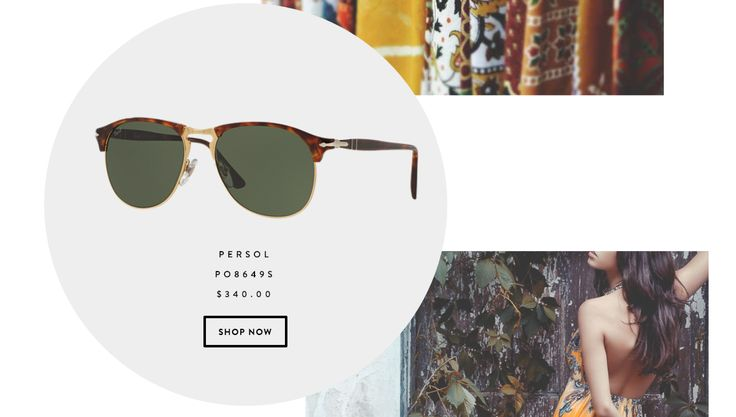 Trends page part 2 Sunglass Hut - theme & shades