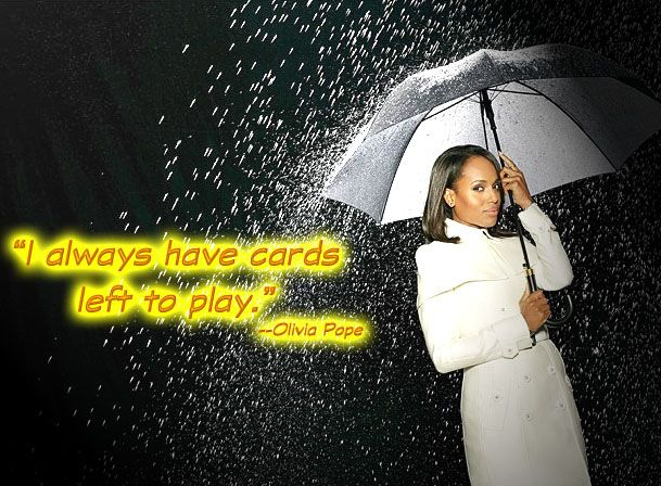 16 ridiculously fierce Olivia Pope quotes to get you through Monday