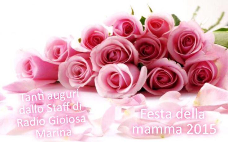 Auguri alle #supermamme che ascoltano Radio Gioiosa Marina!!!!