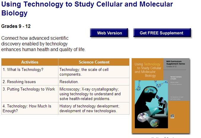 Molecular Biology subjects for college coaches emails