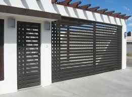 Resultado de imagen para fachadas de casas modernas con rejas