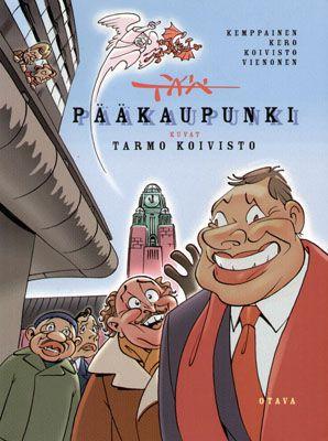 kuvittaja Tarmo Koivisto