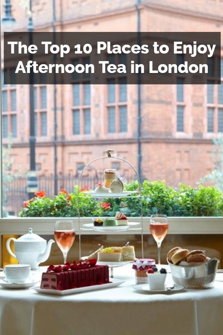 Afternoon Tea In London                                                                                                                                                                                 More
