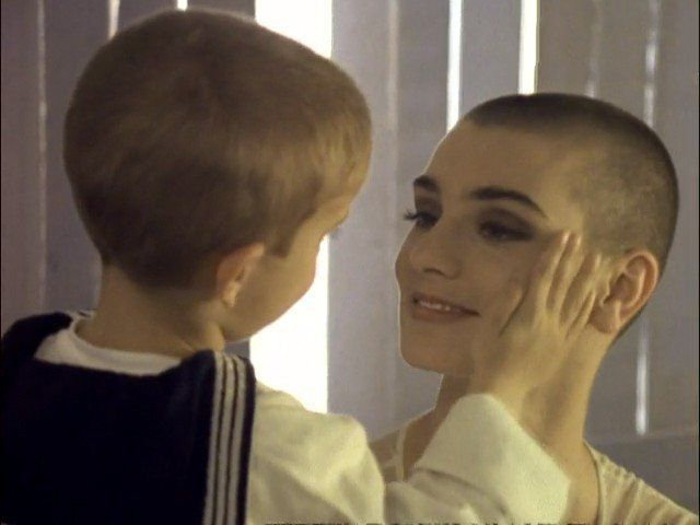 Sinead O Connor And Her Child Sin 233 Ad O Connor Photo